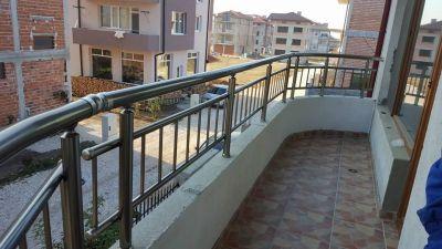 Алуминиев парапет за тераса Асеновград - Изображение 2