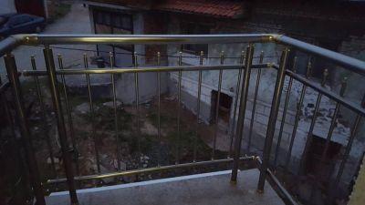 Алуминиев парапет за тераса Асеновград - Изображение 4