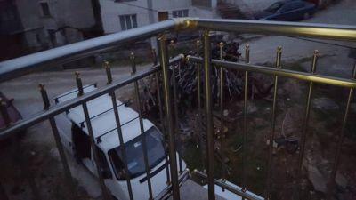 Алуминиев парапет за тераса Асеновград - Изображение 5