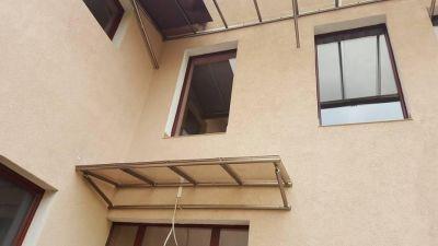 Навеси от плътен поликарбонат - жилище - Изображение 3