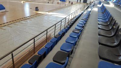Алуминиеви Парапети Спортна Зала  - Изображение 2