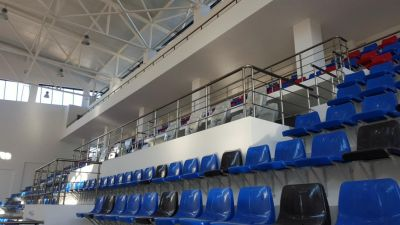Алуминиеви Парапети Спортна Зала  - Изображение 3