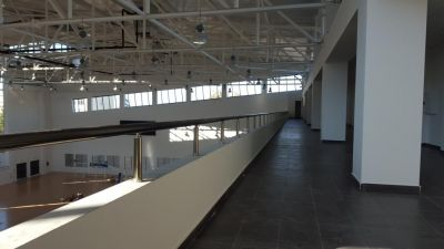 Алуминиеви Парапети Спортна Зала  - Изображение 5