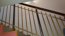 Стълбище с вертикален пълнеж - Алутрейдинг ЕООД - Пловдив