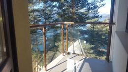 Имитация на дърво със стъкло - Алутрейдинг ЕООД - Пловдив