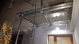Стъклен навес - Алутрейдинг ЕООД - Пловдив