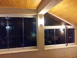 Остъкляване на тераси - Алутрейдинг ЕООД - Пловдив