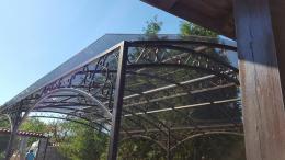 Навес - 10 - Алутрейдинг ЕООД - Пловдив