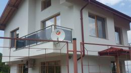 Алуминиеви парапети за тераси - 17 - Алутрейдинг ЕООД - Пловдив