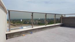 Алуминиеви парапети за тераси - 19 - Алутрейдинг ЕООД - Пловдив