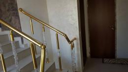 4 - Алуминиеви парапети с плекси колонки - Алутрейдинг ЕООД - Пловдив
