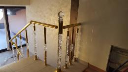 2 - Алуминиеви парапети с плекси колонки - Алутрейдинг ЕООД - Пловдив
