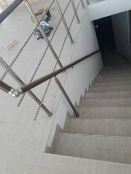 3 - Алуминиеви парапети с дървена ръкохватката - Алутрейдинг ЕООД - Пловдив