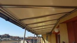 5 - Навес с алуминиева конструкция и композитен панел - Алутрейдинг ЕООД - Пловдив
