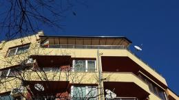 2 - Навес с алуминиева конструкция и композитен панел - Алутрейдинг ЕООД - Пловдив
