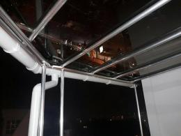 6 - Навес с алуминиева конструкция и композитен панел - Алутрейдинг ЕООД - Пловдив